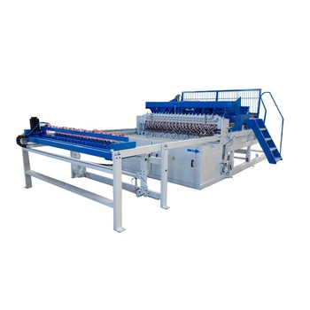 5-12mm 2000mm breedte Betonstaal mesh Lasmachine made in China
