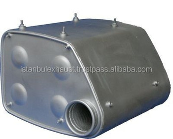 Man 403-423-463 Truck Exhaust Systems