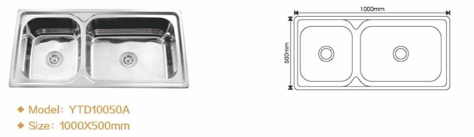 Cocina doble fregadero dimensiones esquina lavabo cocina - Dimensiones fregadero ...