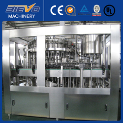 small scale industries automatic bottle carbonated drink commercial soda water making machine