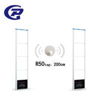 RUNGUARD Garment Store TX-RX 8.2MHz Security Gate EAS Anti-theft RF System Antenna