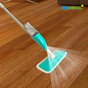 Spray Mop AS SEEN ON TV Microfiber Water Mist Spray Mop Floor Cleaning Flat Spray Mop