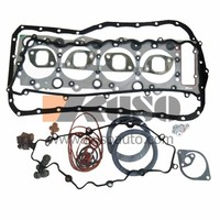 5878138000 4HG1 engine overhaul gasket set with genuine parts for NPR NQR ELF truck