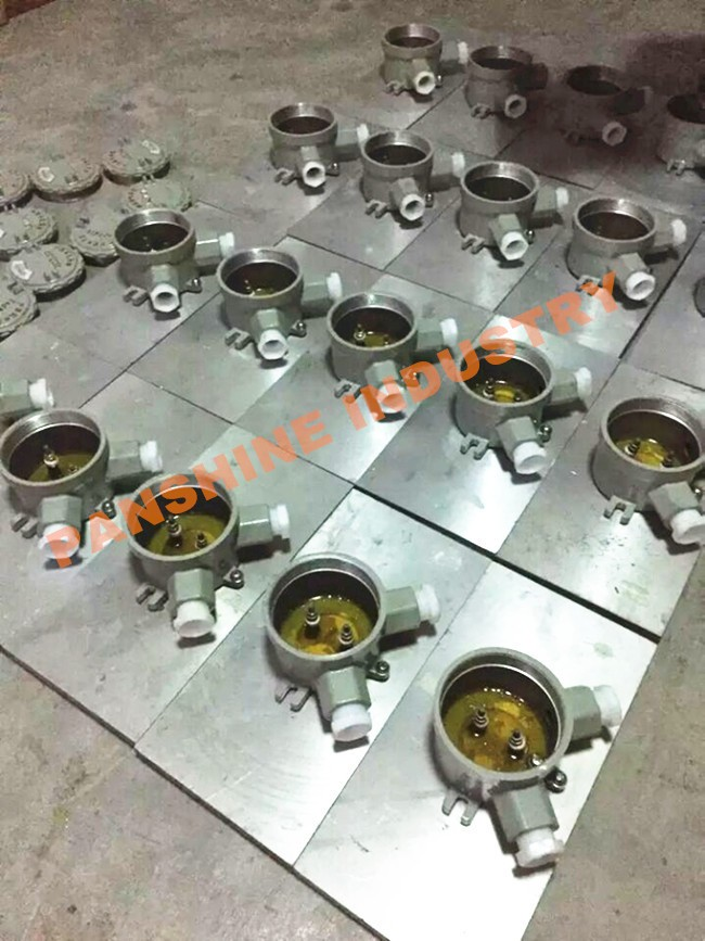 Cast In Heater Element with aluminum heating element for hot plate