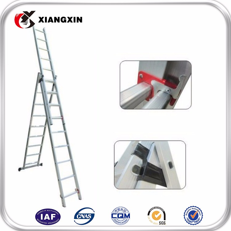 En131 Aluminum Multi Purpose Ladder 4x3 4x4 4x5 4x6