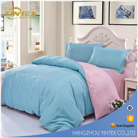 Wholesale Bed Sheet Queen Size Bed Cover Set Linen Bedding Set