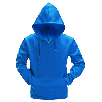 Free sample Good Style Rubber Print 320 grams 100% polyester Mens Gym Hoodie