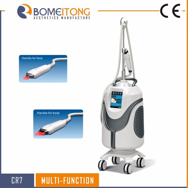 RF & Cooling beauty machine for removal wrinkle skin lifting thicken the skin collagen recover the skin elasticity