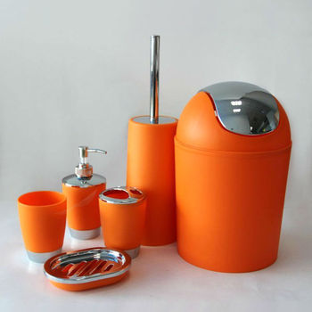 Fantastische Abs Nieuwste Oranje Badkamer Accessoires - Buy Product ...