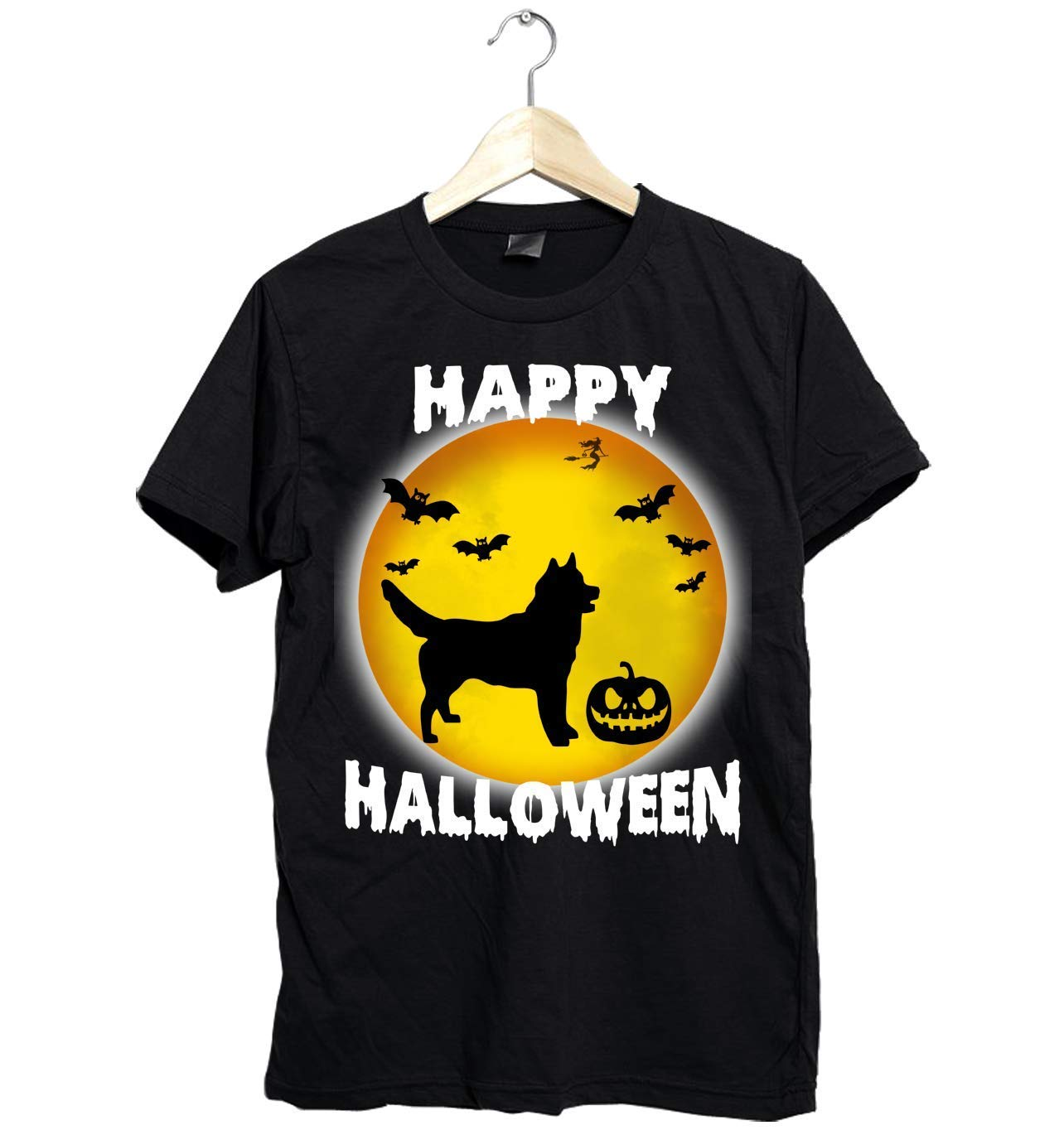 36ce0dd57 Amazing Husky shirt - Funny Gift for Husky Lovers this Halloween- Unisex  Style Size Up