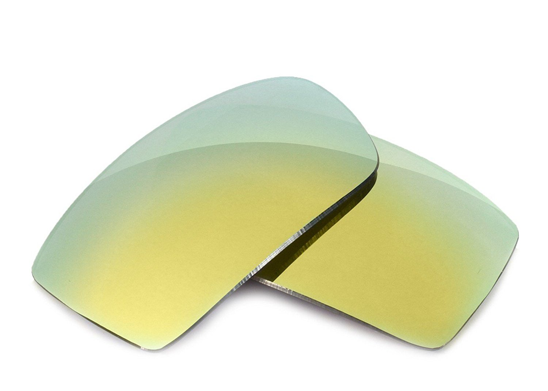 FUSE Lenses for Wiley X Slay Fusion Mirror Polarized Lenses