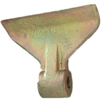 Altın Rengi Döner Biçme Çekiç Bıçakları - Buy Çekiçli Değirmen Bıçak,Bırak  Dövme Flail Çekiç Bıçakları,Döner Çim Biçme Makinesi