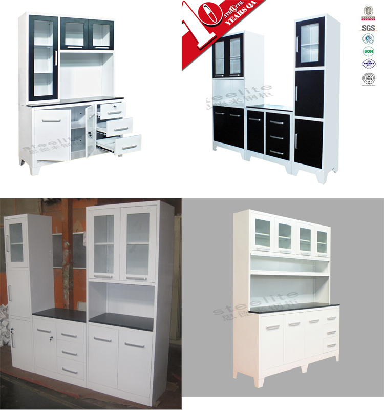 Luoayng factory kitchen cabinet pantry unit kitchen for Kitchen cupboard wall unit