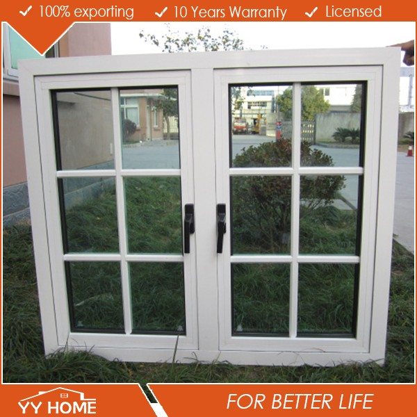 Aluminium Swing And Hinged Windows Swing Out Window With