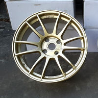 wheel rim in alloy