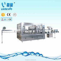 2018 Automatic mineral water bottle filling machine and capping machine