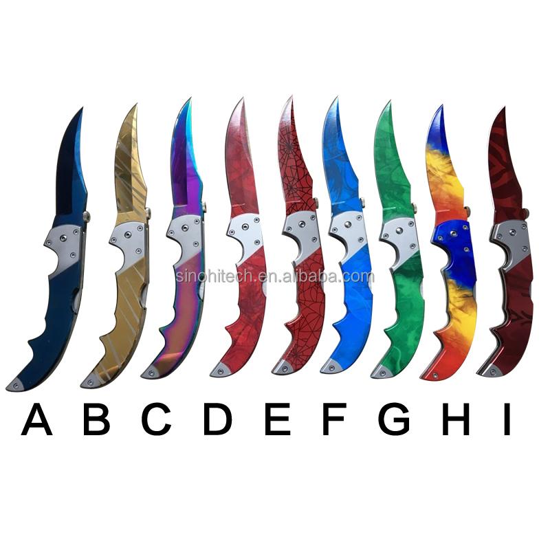 Falchion knife