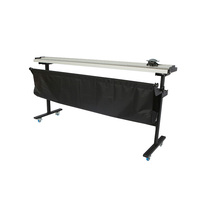 63 Inch Manual Large Format Paper Trimmer Cutter with Support Stand
