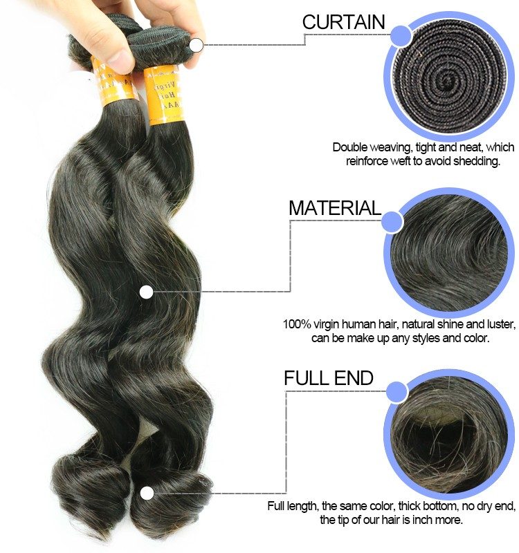 Factory Price Hair Weft, Virgin Hair 100 Human Hair Extensions, Cheap Wholesale Virgin Indian Hair Vendors
