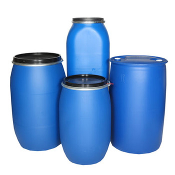 200l Hdpe 55 Gallon Plastic Drum Open Top Food Grade