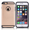 Dual Layer Slim Armor Shockproof Case For iPhone 6 iPhone 6s Plus With Dust Plug
