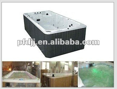 2013newly designed style outdoor spa hot tub swimming pool