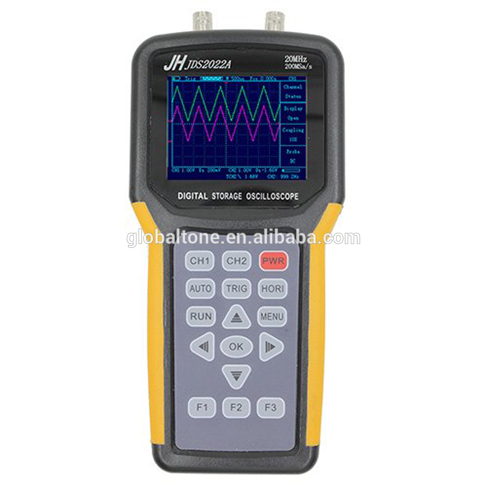 Factory directly sell used digital oscilloscope sale with CE certificates