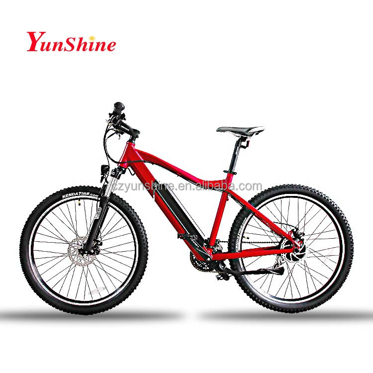 Yunshine 2017 new experience 36v battery e bike electric bicycle