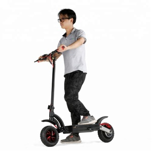 Hot selling electric scooter dual motor 2 wheel foldable scooter for adult