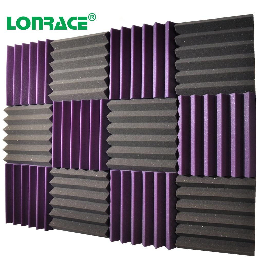 sound absorbing acoustic foam panels blocks