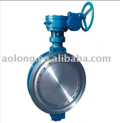 Clamped Butterfly Valve (with SS Multi position Handle)