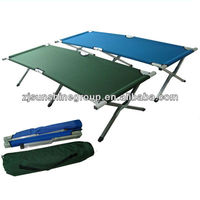 2013 Latest style camping bed Foldable camping bed easy-fold camping bed