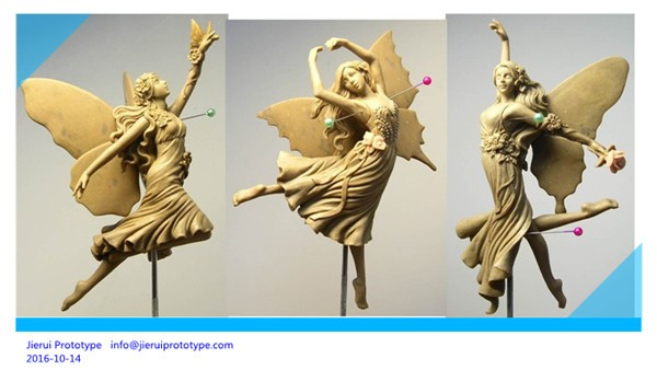 The Love Pinch Caucasian Couple Wedding Cake Topper Figurine/New design 3D rapid prototype product