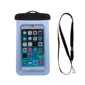 Wholesale price portable custom logo pvc waterproof phone pouch/bag//