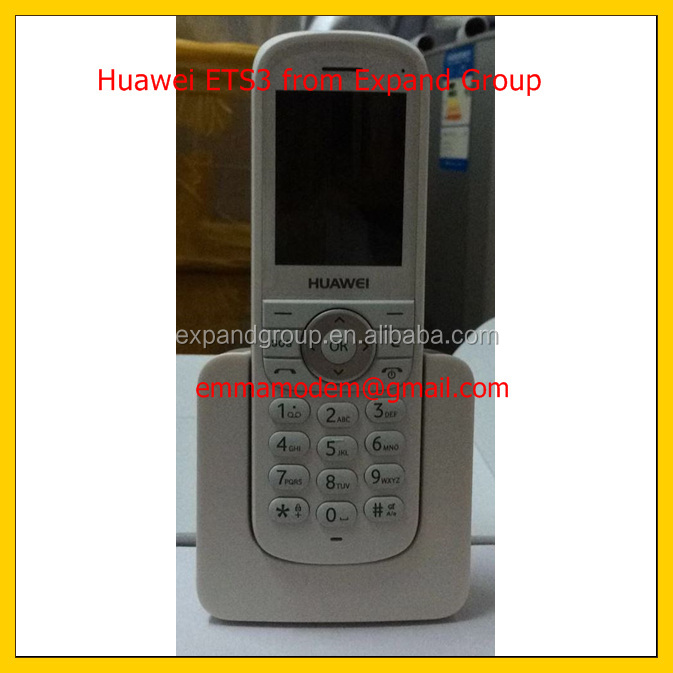 HUAWEI ETS3 F662-20 GSM/3G Wireless Desktop Phone 3G 900/2100MHz