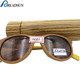 READSUN Polarized Wood Frame CE FDA UV400 Sunglasses