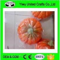 Artificial Fake Pumpkins Decorative Fruits Vegetables Halloween Decorations online sale