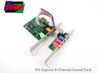 8-Channel PCI-Express Card Sound Card