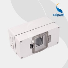 SAIP/SAIPWELL Hot Sale IP66 DC1000V Surya <span class=keywords><strong>Isolator</strong></span> <span class=keywords><strong>Baterai</strong></span> Ganda