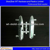 The electroplating plastic headphones shell injection mould