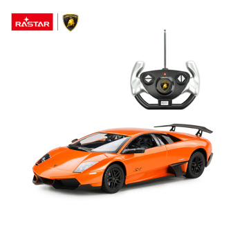 Head lights Rastar Lamborghini toy remote radio control toys car for car fans