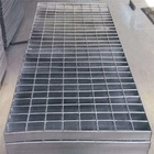 Galvanised steel floor grating metal door mats mesh