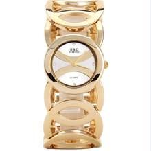 A126 G & D женские часы 2017 золотые роскошные часы-браслет женские модные повседневные кварцевые наручные часы relogio feminino подарки для девочек(Китай)