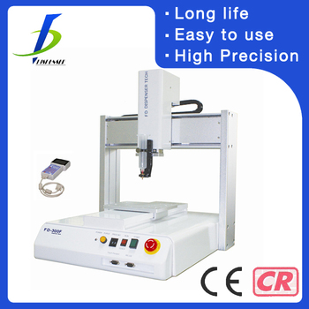 Long Life Easy To Use Automatic Benchtop Ab Epoxy Glue Dispensing Machine  D4 - Buy Glue Dispensing Machine D4,Glue Dispensing Machine D4,3 Axis Paint