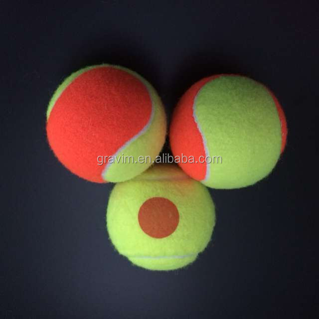 Bulk ITF standard stage2 match 8-10years tennis ball