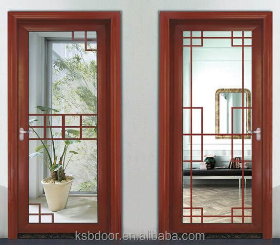 2017 nieuw stijl aluminium materiaal badkamer deur met dubbel glas deuren product id 60590828288 - Badkamer kantelen ...