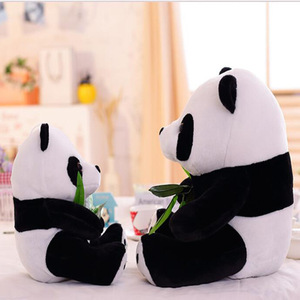 Custom small baby plush panda stuff toy soft online