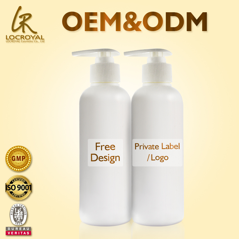 Factory wholesale 250ml 300ml 500ml low moq private label moroccan argan oil shampoo and conditioner for men and women