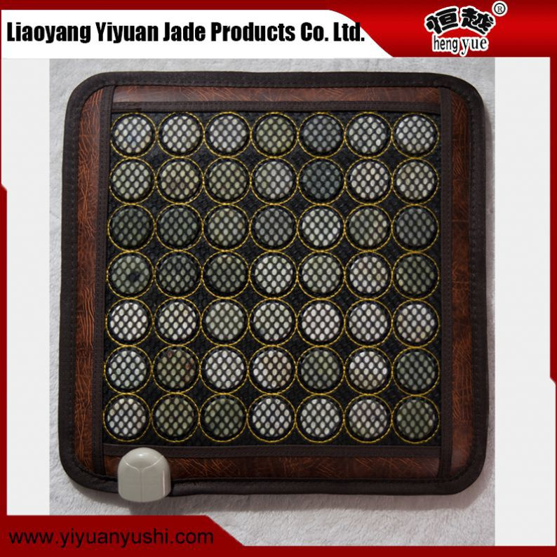 Alibaba china nontoxic develop wisdom infrared stone jade thermal mat