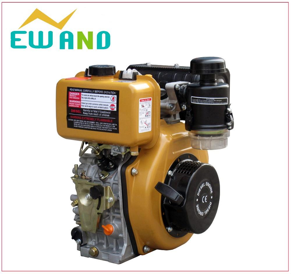 ניולנד Nl170F ליסטר אוויר מקורר מנוע או מנוע אנכי פיר מנוע דיזל